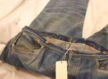 Самые первые джинсы Levis - 136 лет