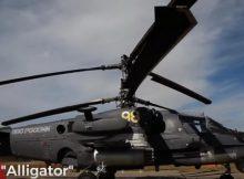 Запад-2017: вертолет Ка-52 дал залп ракетами по зрителям. Видео