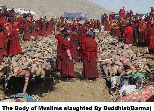 Мьянма- геноцид мусульман