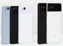 Презентация Google Pixel 2 и Pixel 2 XL