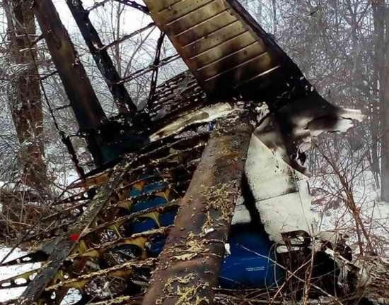 Подробности падения Ан-2 в Приамурье