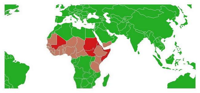 Где делают женское обрезание