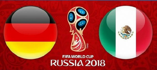 Германия – Мексика прямая трансляция 17.06.2018