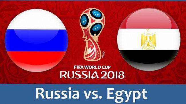 Россия — Египет 19.06.2018. Прямая трансляция
