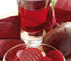 Употребление свекольного сока укрепляет мозг пожилых людей
