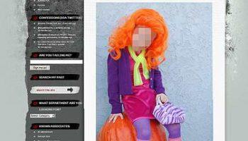 Скандал: Американка разместила в Интернете фото своего 5-летнего сына-гея