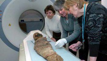 Раскрыта тайна 1700-летней мумии ребенка: он был убит