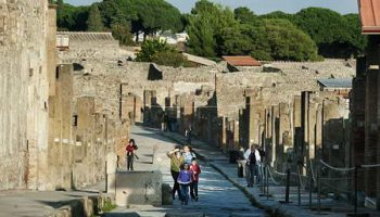 Помпея рухнула от ветхости: дома гладиаторов не стало