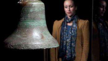 В Лондоне открылась выставка новых реликвий с Титаника