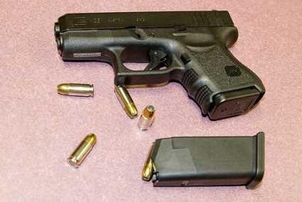 iPhone вместо пистолета