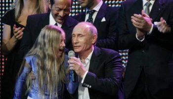 Неожиданные таланты В. Путина в центре внимания медиа