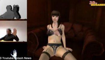 Хакеры взломали Microsoft Kinect для создания интерактивной порнографии