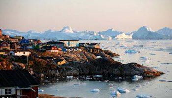 Солнце поднялось над Гренландией на двое суток раньше – климат меняется?