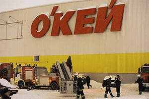 Трагическая зима в Петербурге: из-за снега рухнула крыша торгового центра