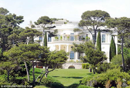 Дом Абрамовича