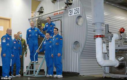 Экспедиция Марс-500