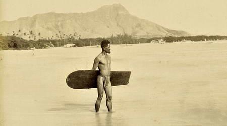 Серфингист 1890 года