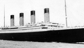"""Уникальный 10-метровый чертеж """"Титаника"""" будет продан на аукционе"""