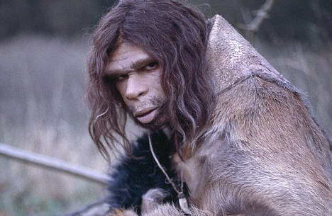 следы неандертальцев в России
