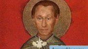 В России объявилась секта, поклоняющаяся Путину как апостолу Христа