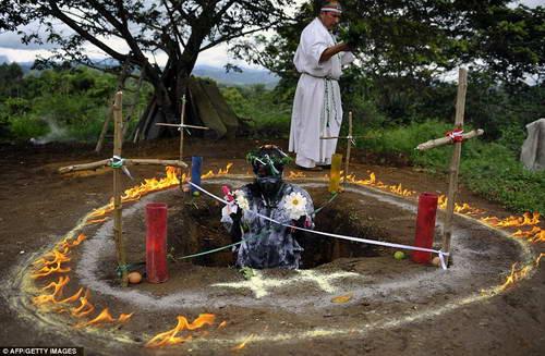 Ритуал экзорцизма