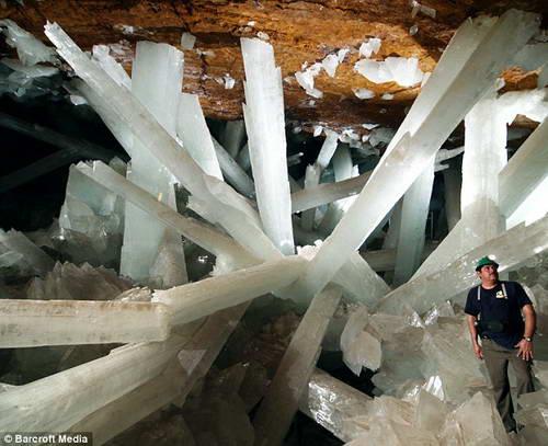 ПещераНайка в Мексике
