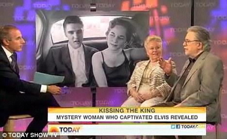 Таинственная женщина Элвиса Пресли