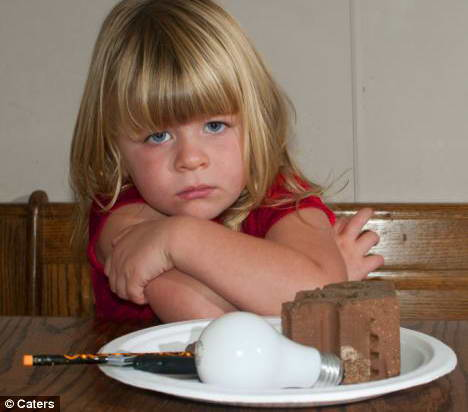 3х летняя Натали Найхарст