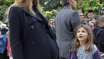 Карла Бруни – Саркози родила девочку