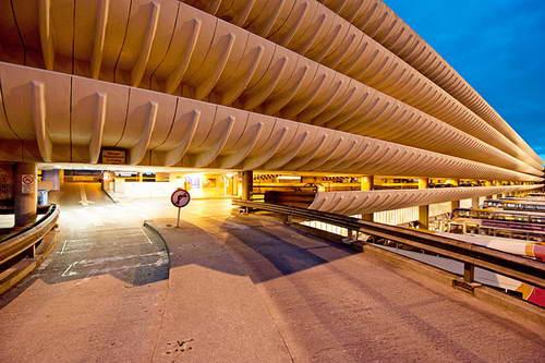 Автобусный парк Престона