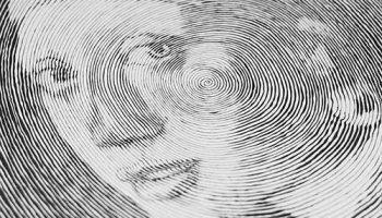Художник Чан Чонг Хви одной спиральной линией повторяет шедевры искусства