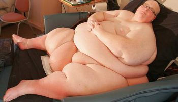Самый тяжелый мужчина Пол Мэйсон похудел на 254 килограмма