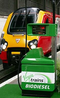 Биотопливо на транспорте