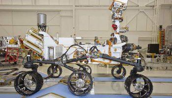 На Марсе вода сохранилась под поверхностью планеты