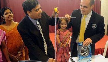 Джиоти Амге – самая маленькая женщина в мире – 61,95 сантиметров