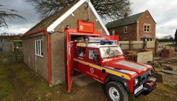 Книга рекордов Гиннеса пополнится самым маленьким пожарным депо