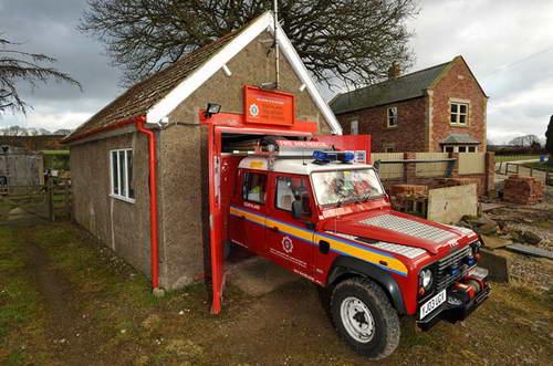 Пожарное депо в Книге рекордов Гиннеса