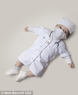 Взрослые младенцы - мода у молодых родителей