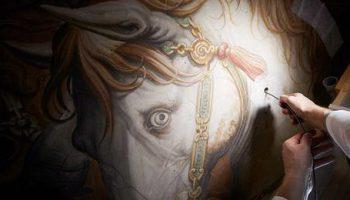 Утерянный шедевр Леонардо да Винчи обнаружен под слоем фрески во Флоренции?