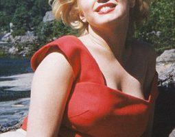Новые неизвестные фотографии Мэрилин Монро, сделанные ее визажистом