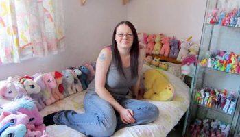 """Самая большая коллекция """"My Little Pony"""" из более чем 1000 пони стоит $35 тысяч"""