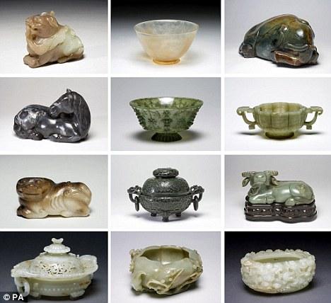 Китайские раритеты династии Цин и Мин