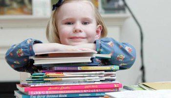 Интеллект 4-летней Хайди Хэнкинс IQ 159 на единицу меньше, чем Альберта Эйнштейна