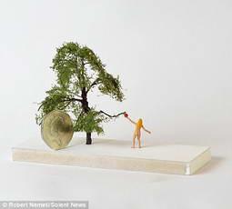Миниатюрные скульптуры от Ника Джоли