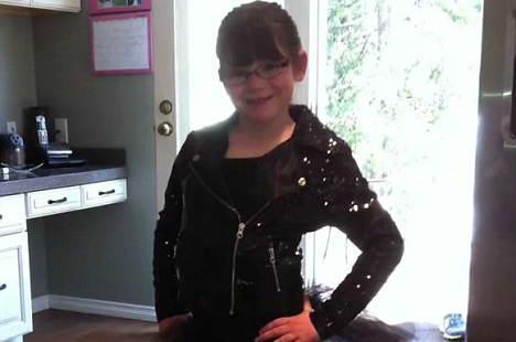 Хлоя Мецгер, 6 лет смертельно травмирована лосем