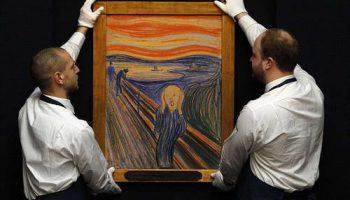 """Самая дорогая картина в мире: """"Крик"""" продана на Sotheby за $120 миллионов"""