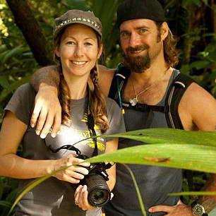 Основатели Finca Bellavista: Эрика и Мэтью Хоган