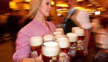 Цена труда и пива в мире: в США на кружку пива зарабатывают за 5 минут