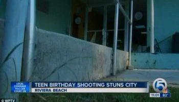 День рождения 16-летней девушки закончилось стрельбой: два убиты, шесть раненных