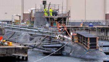Внутри АПЛ Ambush ВМФ Англии – грозного охотника за субмаринами противника
